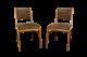 Coole 70er Jahre Retro Stühle Vintage Stuhl Mid Century Esszimmerstühle Chairs