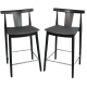 Andreu World Barhocker Counter Stool Smile Lievore Altherr Molina BQ0348 1Z