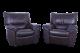 Italsofa Ledersessel Echtleder Relaxsessel Design Sessel Armchair Fernsehsessel
