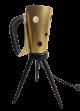 Tripot-Tischlampe, 1950er