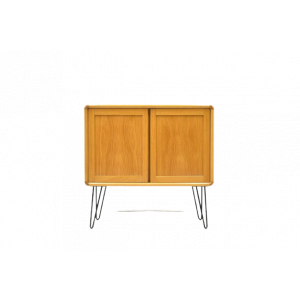 Poul Cadovius Kommoden 70er Danish Mid Century Vintage Sideboard Hairpin