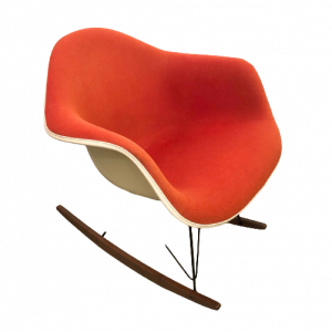 Rockig-Chair von Ray & Charles Eames